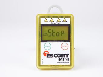 escort iminiplus pdf temperature logger