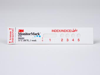 3m monitor mark temperature indicator