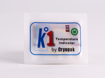 k1 indicator - electronic time temperature indicator