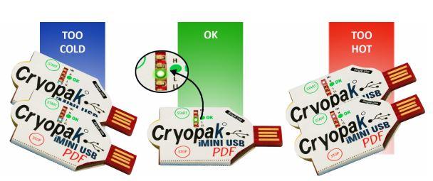 Cryopak usb pdf logger