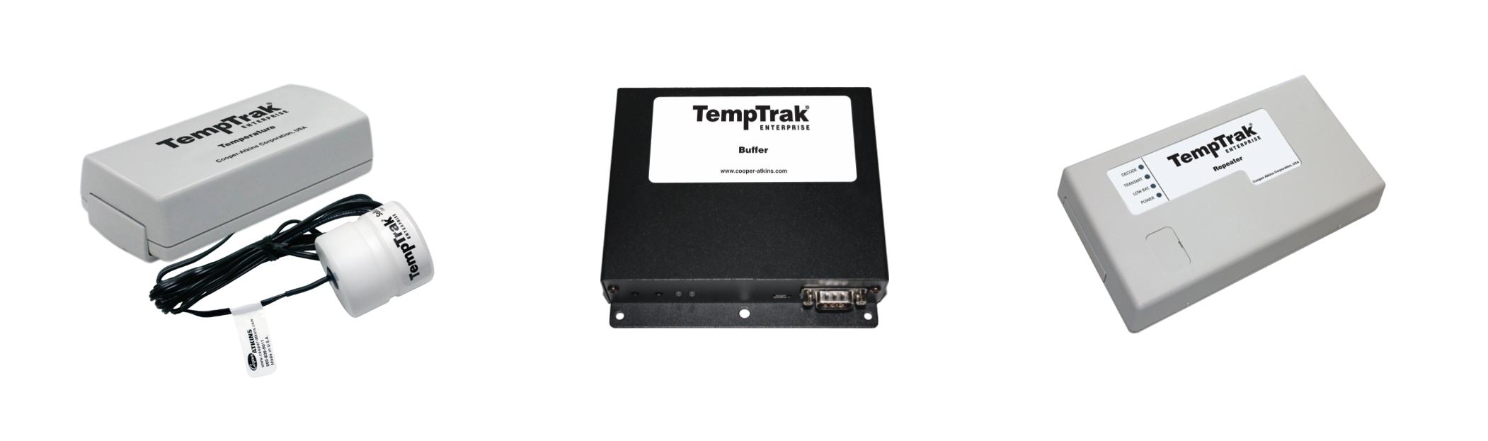 TempTrak Central Monitoring System hardware